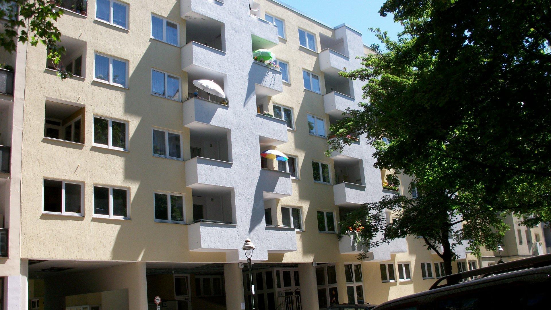 Seniorenwohnhaus Roscherstraße