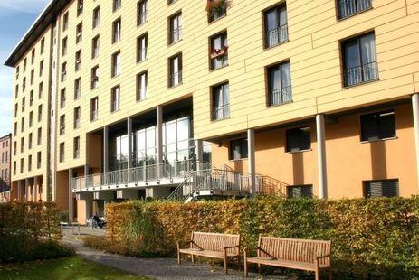 Pflegeeinrichtung Stavangerstraße 26