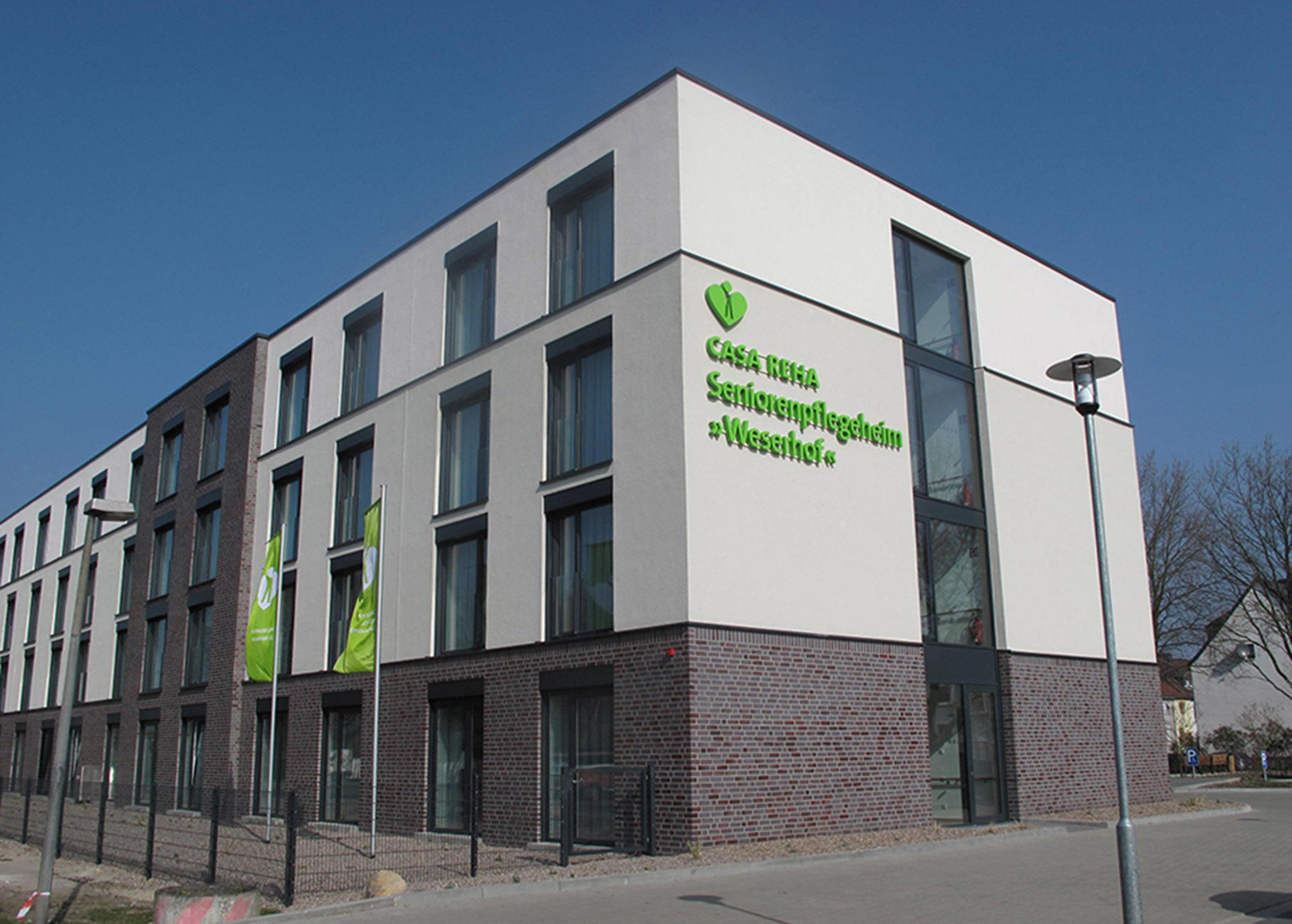 CASA REHA Seniorenpflegeheim »Weserhof«