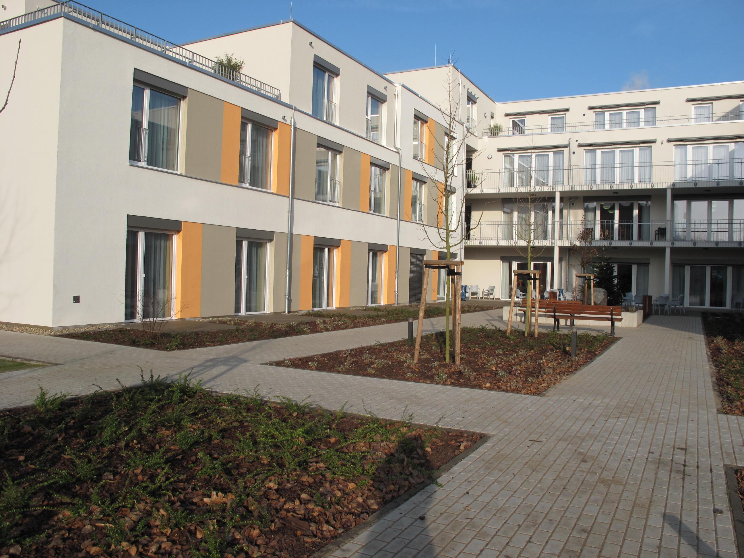 Haus Spreetalhof Berlin-Altglienicke